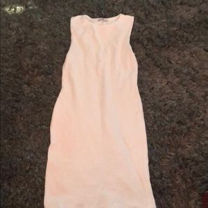 Women Zara white Dress